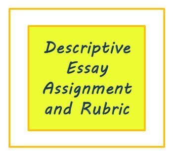 Descriptive Essay for College collegeessayprompts4ucom